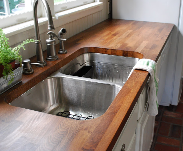 wood countertop sealer  1