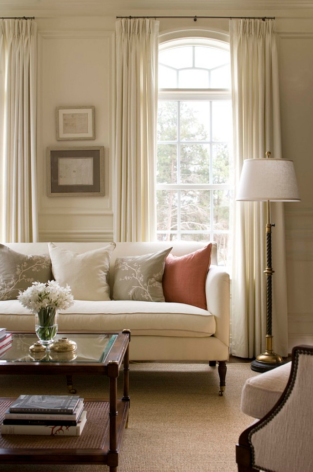 fabrics and furniture in the traditional style could feel predictable