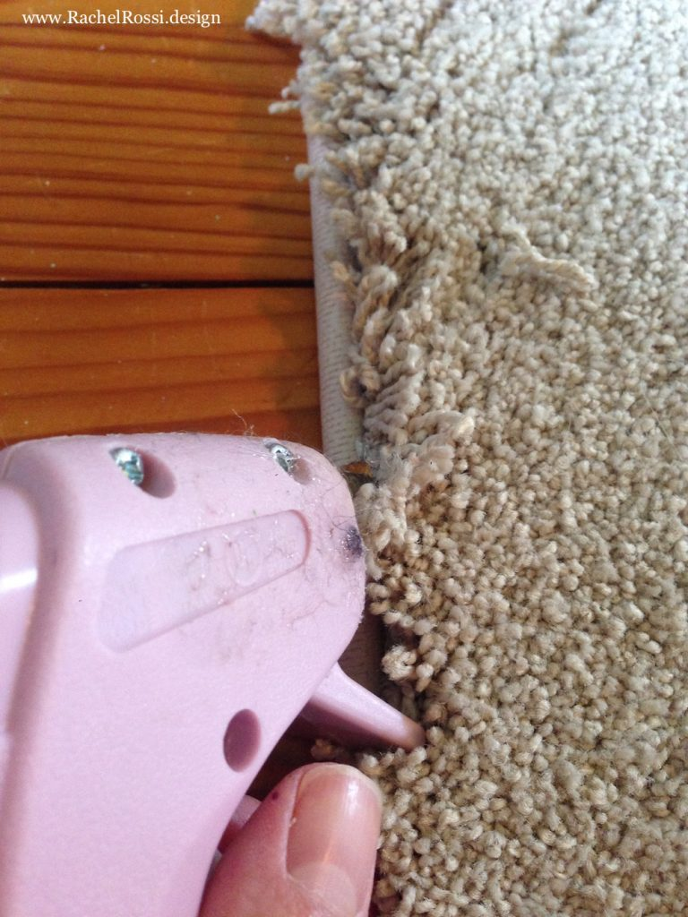 Do It Yourself Carpet Binding Ideas