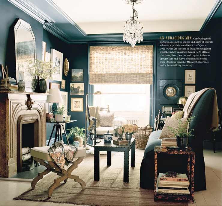 Eclectic Teen Room Interior: What's My Style? Eclectic Interior Design