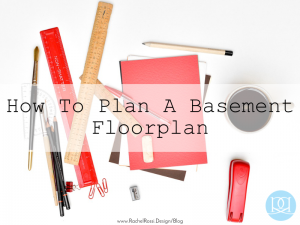 These are some great ideas and tricks for making basement floorplans. Definitely useful for my basement remodeling project!