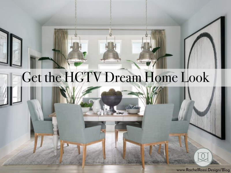 All The Tips And Tricks For Getting A Dining Room That Looks Like 2016 HGTV