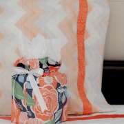 pillowcase and matching tissue box
