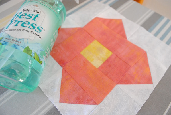 Best Press on Quilt Blocks