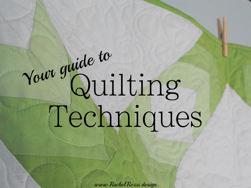 The 4 Basic Types of Quilting: A Guide | Rachel Rossi : kinds of quilting - Adamdwight.com