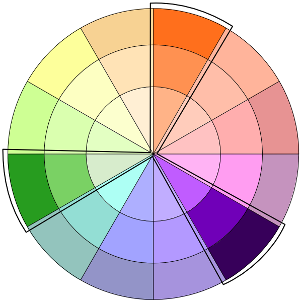 Primary Color Scheme 28 Images 17 Best Images About