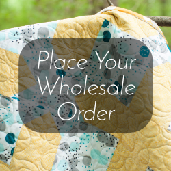 Quilting and Sewing Patterns Wholesale Order Form