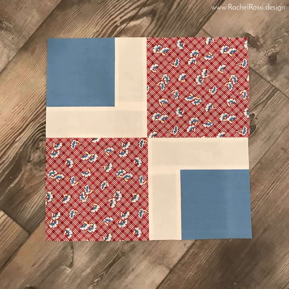 Free Quilt Patterns And Blocks : It s a Blog Hop! Get 10 free quilt block patterns! Rachel Rossi