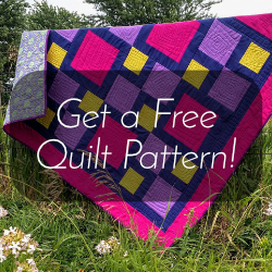 Sign up and get a free quilt pattern!