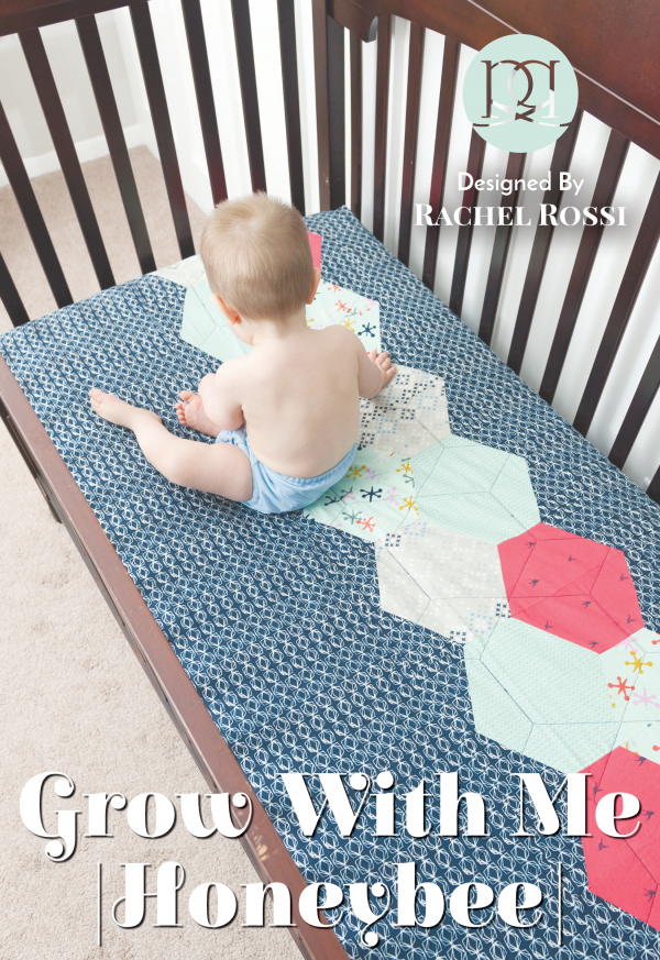Grow With Me Fitted Crib Quilt