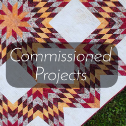 Find out how you can get a quilt hand made by Rachel.