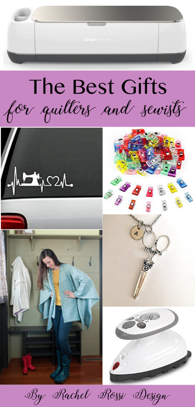 The best list of gifts for quilters and sewists, just in time for Christmas!