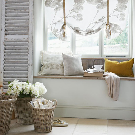 Exceptional Shabby Chic Window Nice Look