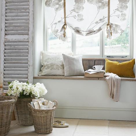 What\'s My Style? Shabby Chic Interior Design | Rachel Rossi
