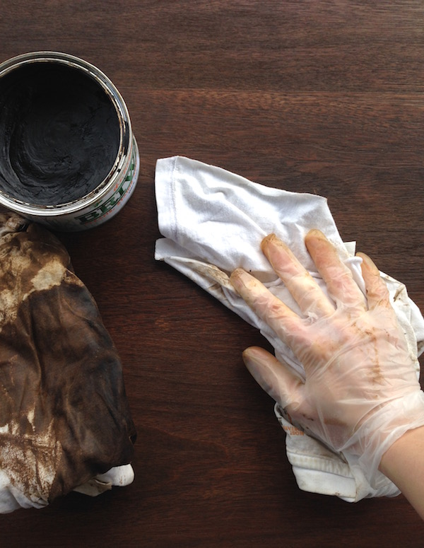 Briwax Refinishing Antiques The Easy Way Rachel Rossi