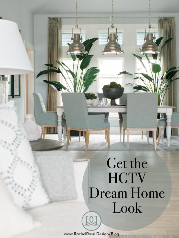 The Monthly Mirror: Get The HGTV Dream Home Dining Room ...