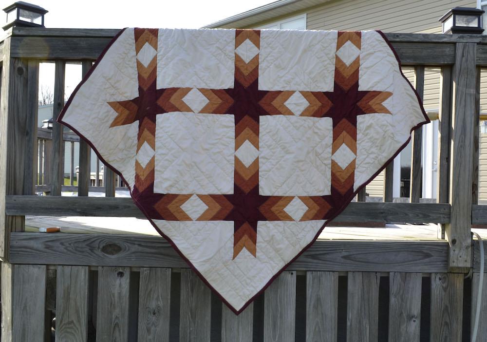 Erin Simple Modern Quilt