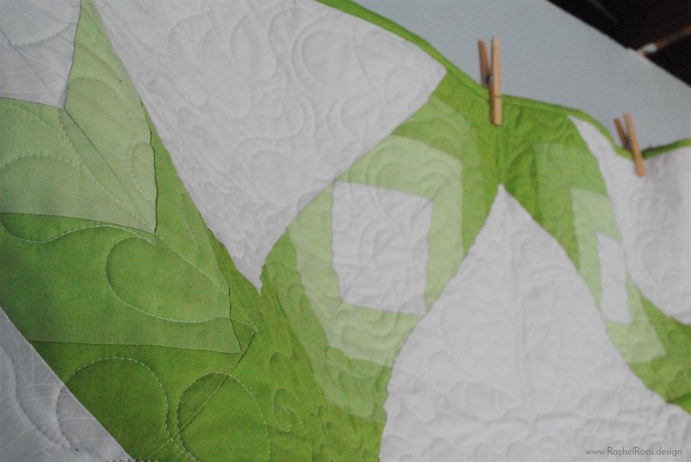 Simple Color Quilt