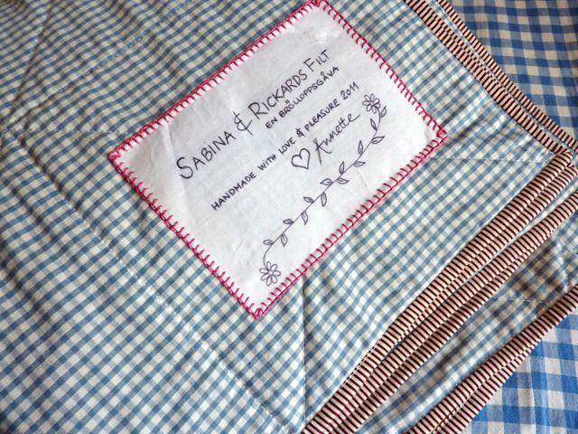 Creative Quilt Labels Rachel Rossi