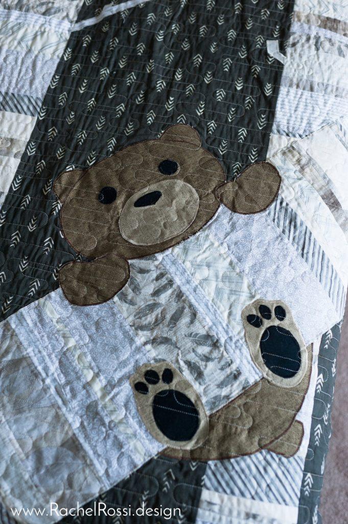 Pattern Release | Timber! | Rachel Rossi