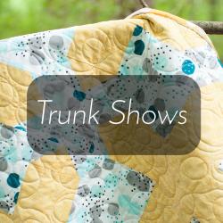 Trunk Show by Rachel Rossi