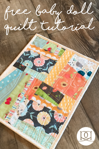 An Itty Bitty Baby Quilt A Free Pattern Rachel Rossi