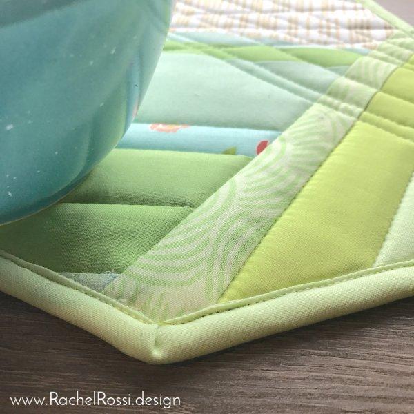 Oven Octo | Free Quilt Pattern! | Rachel Rossi
